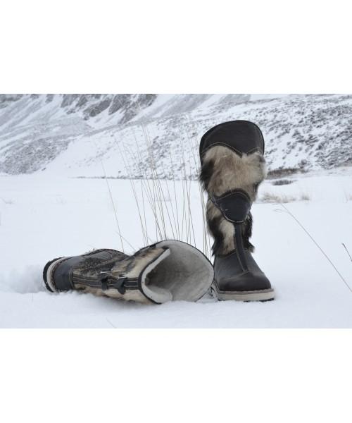О монгольских унтах